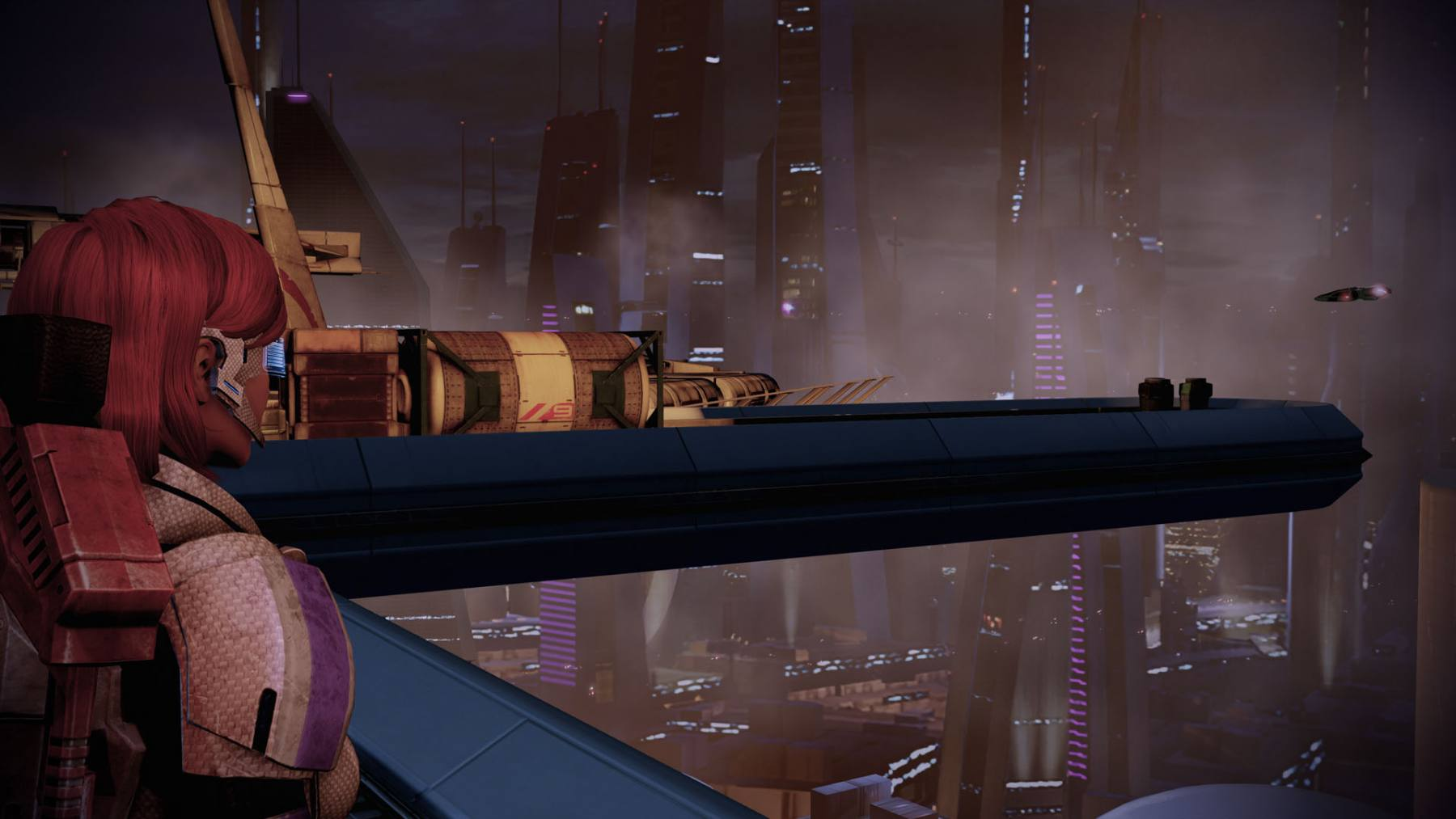 Mass-Effect-2-Looking-Out-on-Illium