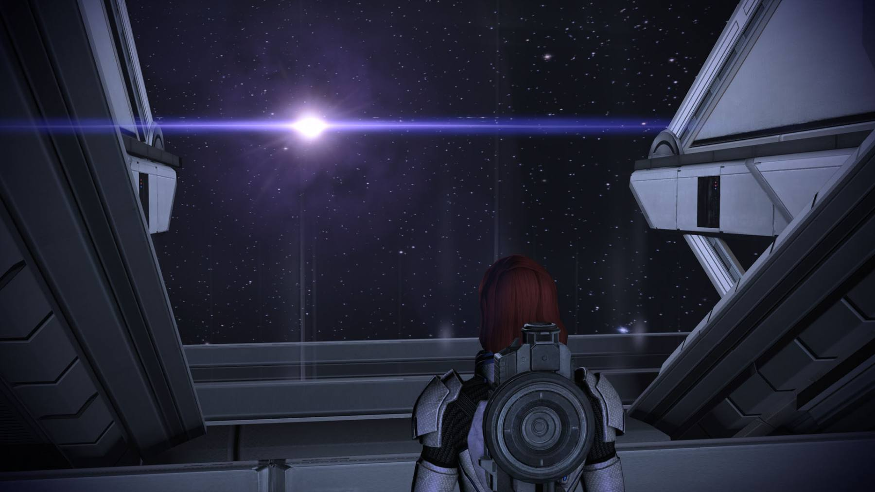 Mass-Effect-2-Looking-out-to-the-Stars