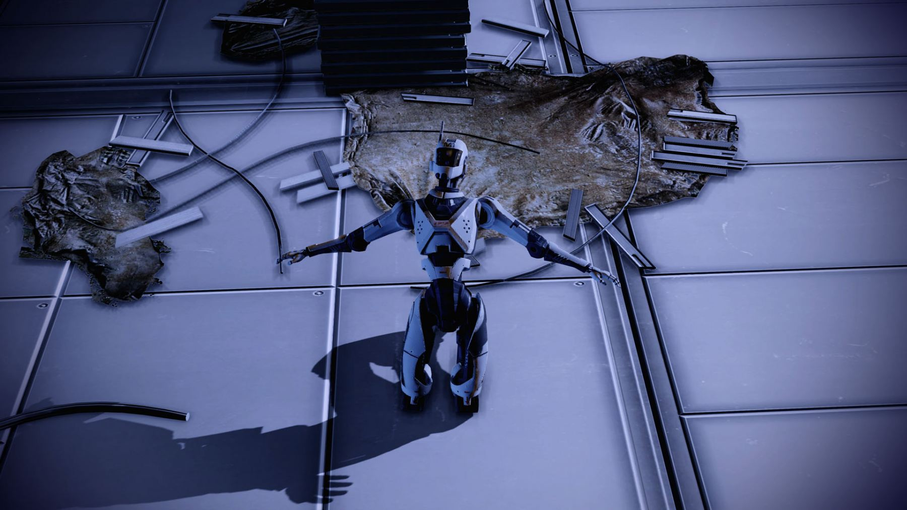 Mass-Effect-2-Robot-T-Pose-Solo