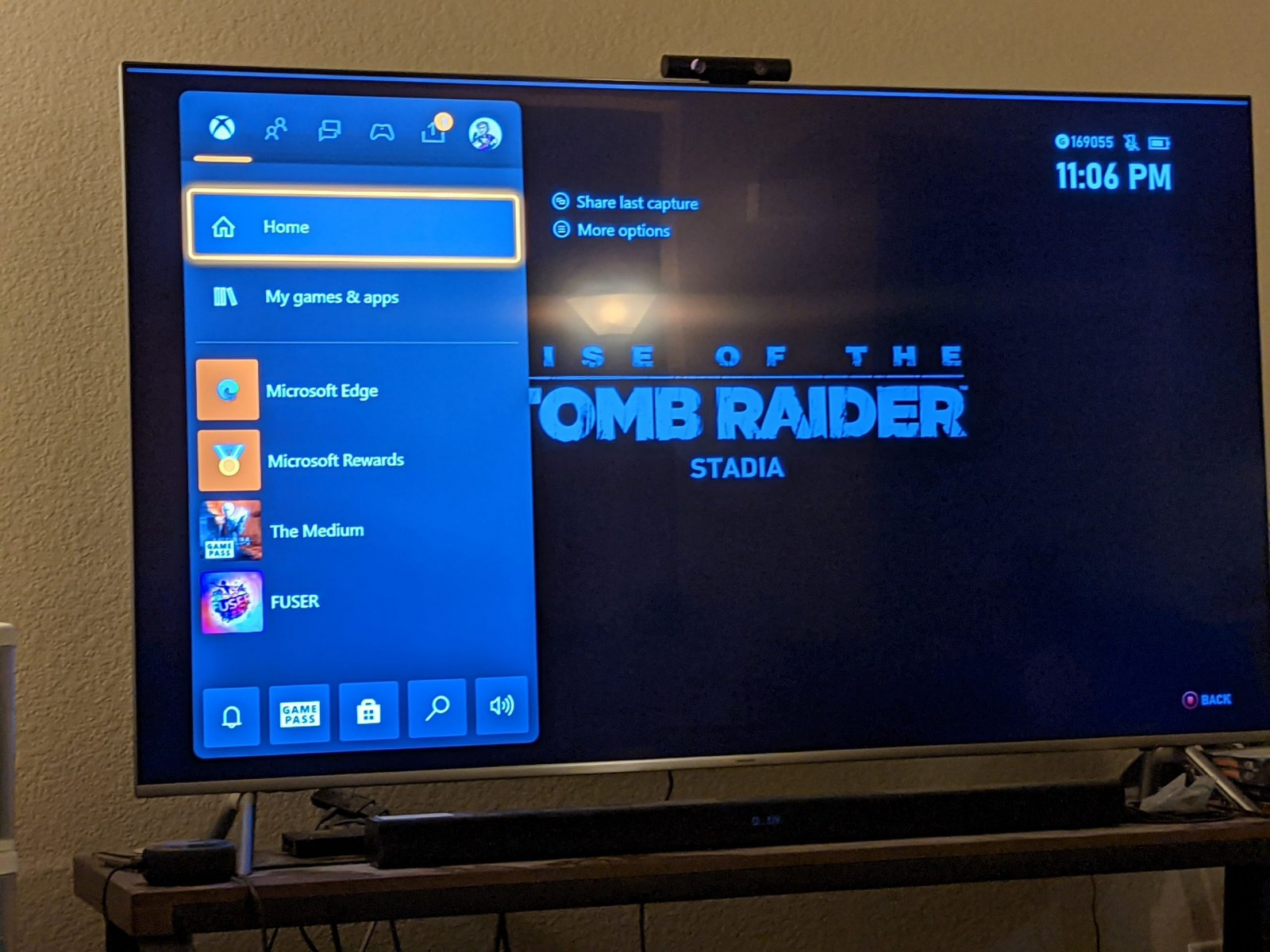 Rise of the Tomb Raider Stadia Edition Credits
