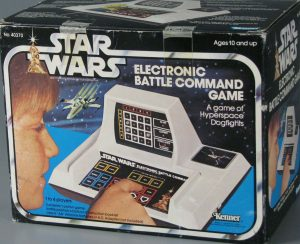 Star Wars Battle Commander Game